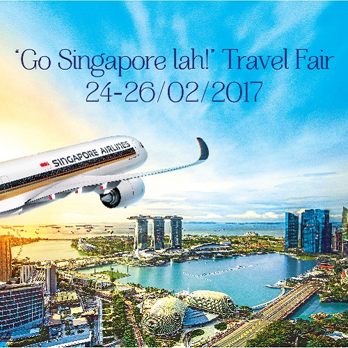 Go Singapore Lah Travel Fair