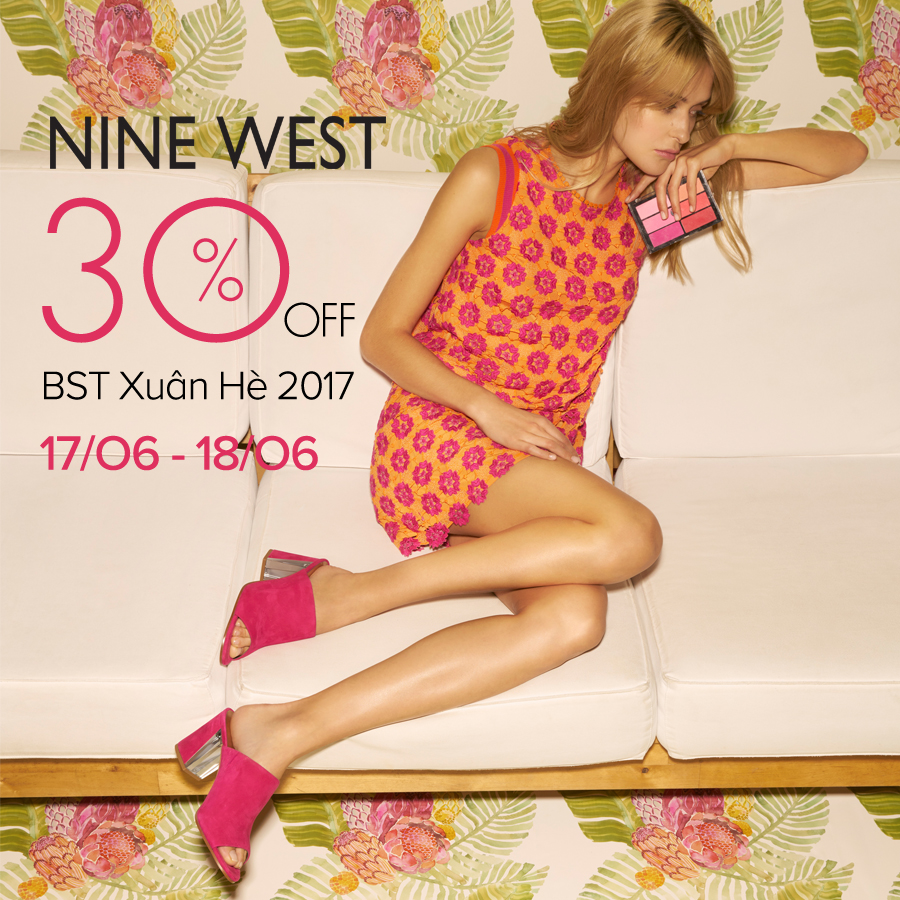 NINE WEST – Crazy sale