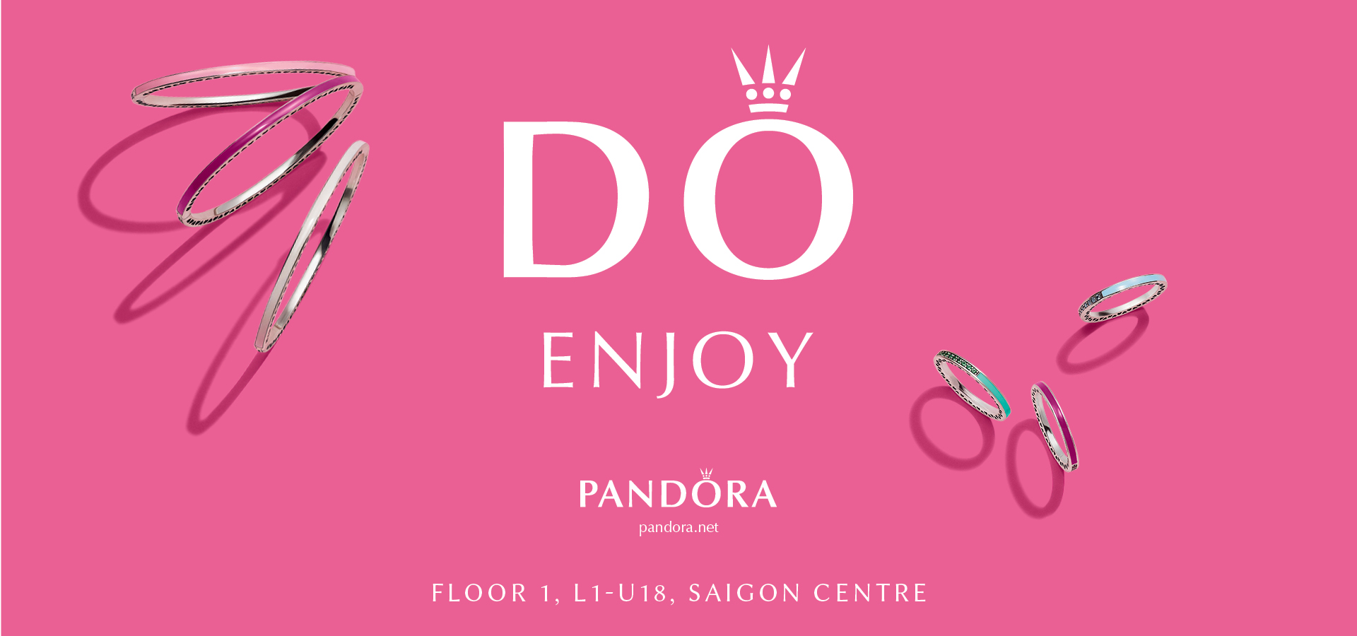 PANDORA – DO Join and Enjoy