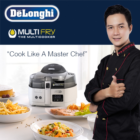 Cook Like A Master Chef