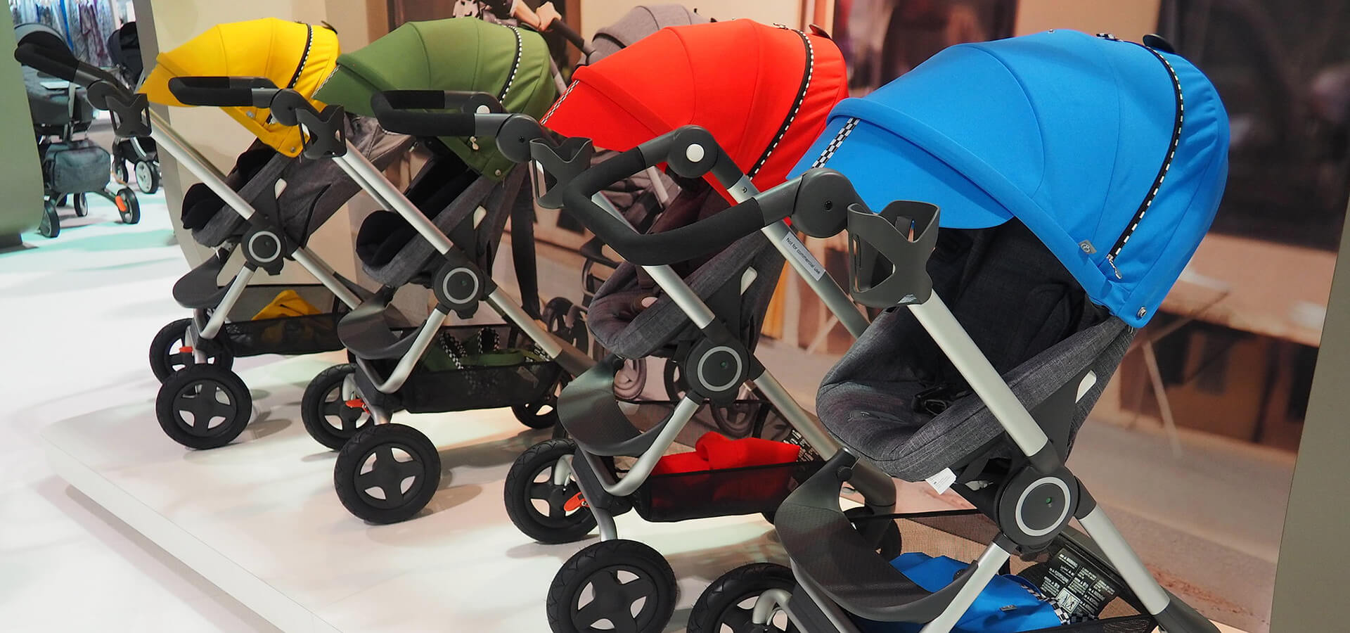 Complimentary loan of baby strollers & wheelchairs