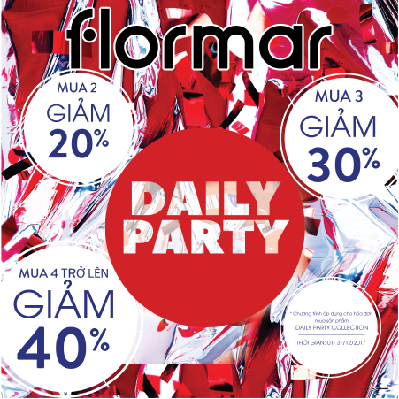 HAPPY DECEMBER WITH FLORMAR