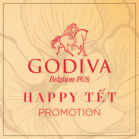 HAPPY TET WITH GODIVA