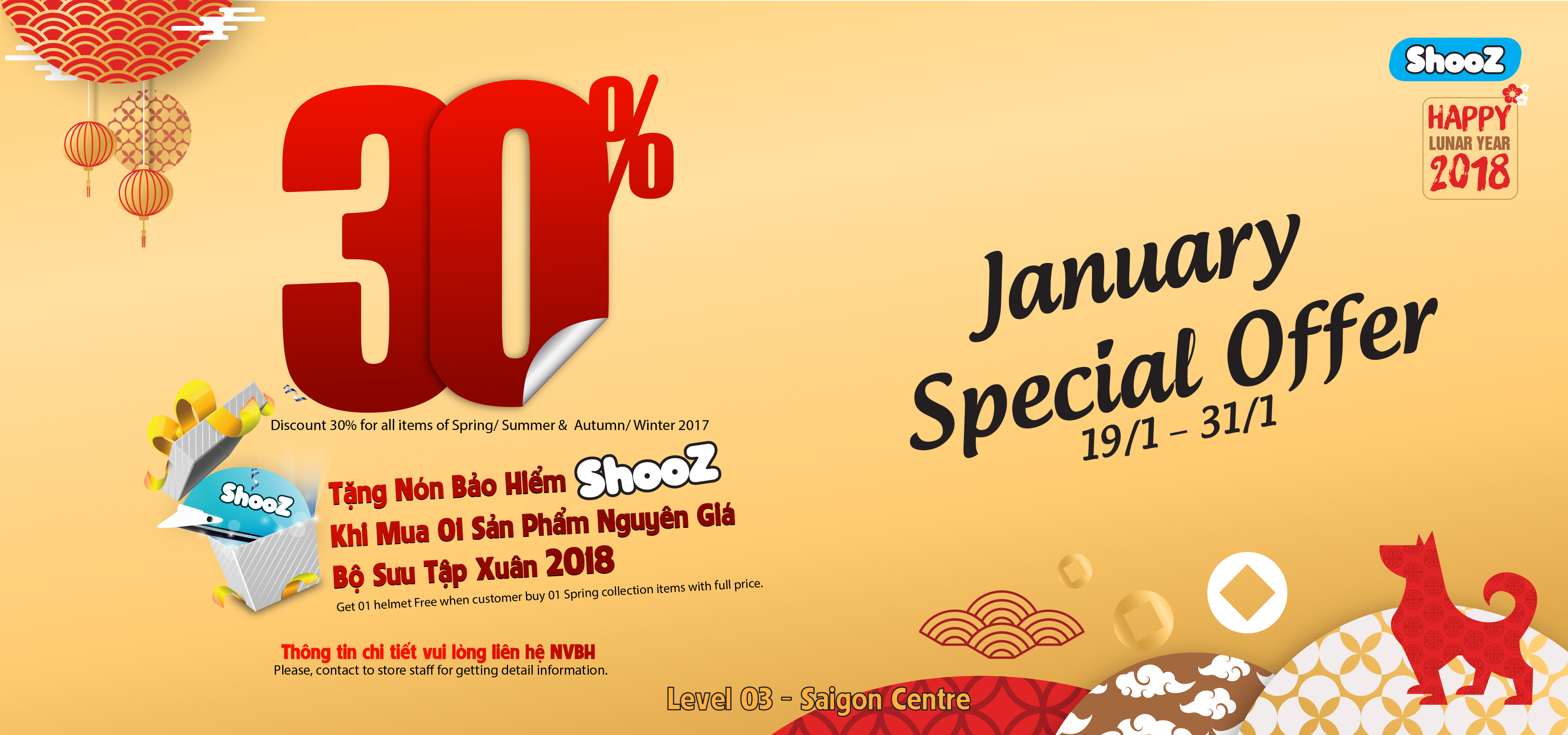JANUARY SPECIAL OFFER