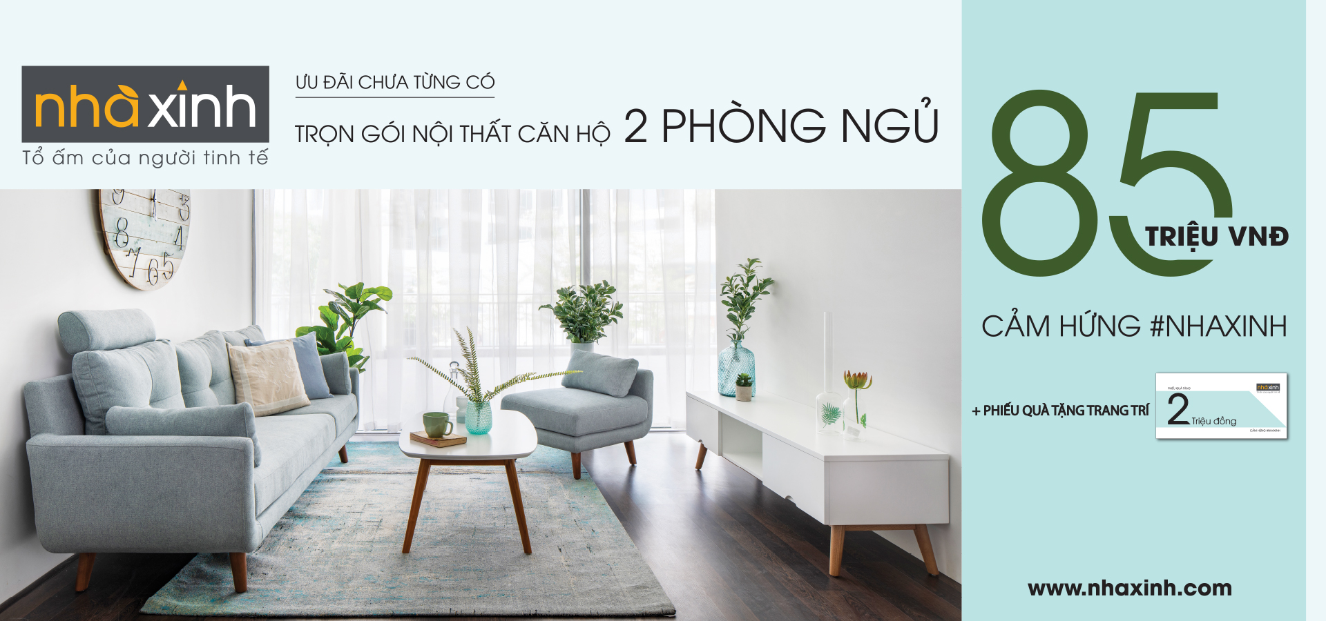OFFER FROM NHA XINH