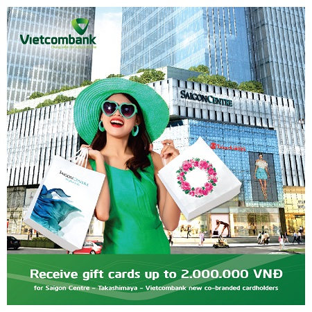 OFFER FOR NEW CARDHOLDERS