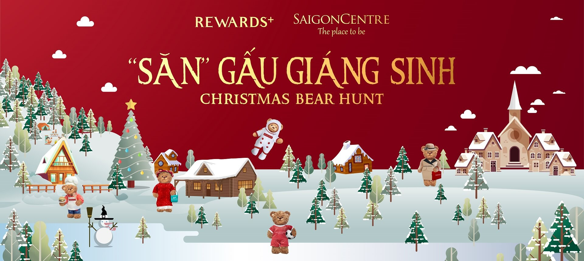 CHRISTMAS BEAR HUNT